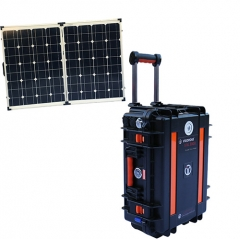VXL3000 3kwh Portable Power Station, Solar Power Generator For Home and Camping or RVs